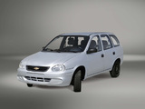 Pictures of Chevrolet Corsa Classic Wagon 2008