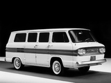 Chevrolet Corvair Greenbrier Sportswagon 1961–65 pictures