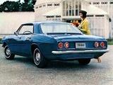 Chevrolet Corvair 500 Hardtop Sedan (10139) 1966 images