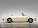 Chevrolet Corvair Monza Convertible (10567) 1968 images