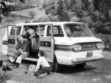 Images of Chevrolet Corvair Greenbrier Sportswagon 1961–65