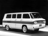 Photos of Chevrolet Corvair Greenbrier Sportswagon 1961–65