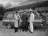 Photos of Chevrolet Corvair Greenbrier Amblewagon 1961–65