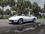 Chevrolet Corvette Stingray L88 Convertible (19467) 1969 photos