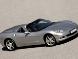 Chevrolet Corvette Convertible (C6) 2004–2013 images