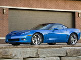 Chevrolet Corvette Grand Sport (C6) 2009–13 images