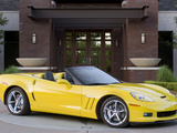 Chevrolet Corvette Grand Sport Convertible (C6) 2009–13 photos