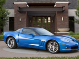 Chevrolet Corvette Grand Sport (C6) 2009–13 wallpapers