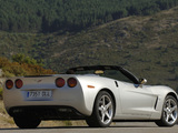 Images of Chevrolet Corvette Convertible (C6) 2004–2013