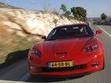 Images of Chevrolet Corvette Z06 (C6) 2006–08