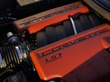 Photos of Chevrolet Corvette Z06 (C6) 2006–08