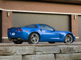 Photos of Chevrolet Corvette Grand Sport (C6) 2009–13