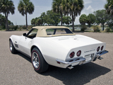 Pictures of Chevrolet Corvette Stingray L88 Convertible (19467) 1969