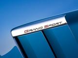 Chevrolet Corvette Grand Sport (C6) 2009–13 wallpapers