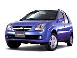 Chevrolet Cruze 2002–07 photos