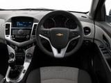 Chevrolet Cruze UK-spec (J300) 2009–12 images