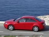 Chevrolet Cruze (J300) 2009–12 photos