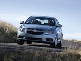 Chevrolet Cruze US-spec (J300) 2010 images