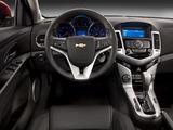 Chevrolet Cruze RS (J300) 2010 images