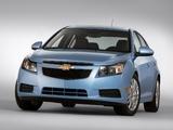 Chevrolet Cruze Eco (J300) 2010 photos