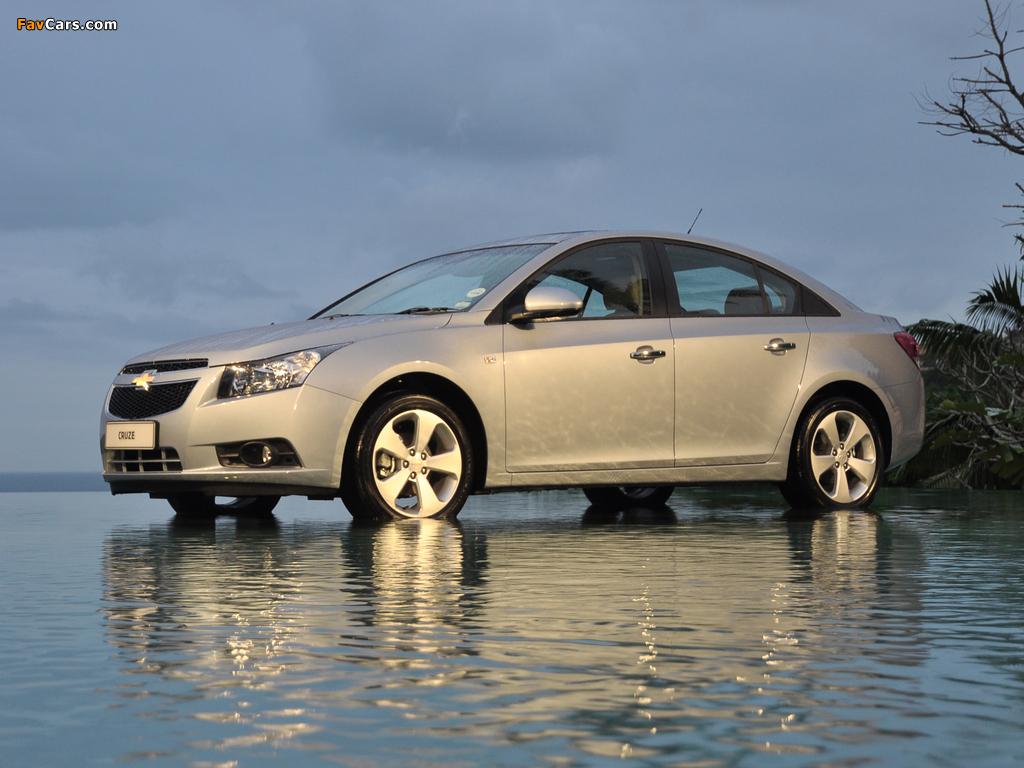 Chevrolet Cruze ZA-spec (J300) 2010–12 photos (1024 x 768)