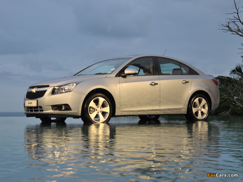 Chevrolet Cruze ZA-spec (J300) 2010–12 photos (800 x 600)