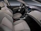 Chevrolet Cruze Eco (J300) 2010 pictures