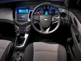 Chevrolet Cruze ZA-spec (J300) 2010–12 wallpapers