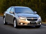 Chevrolet Cruze BR-spec (J300) 2011 photos