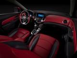 Chevrolet Cruze Z-Spec Concept (J300) 2011 pictures