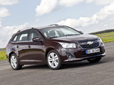 Chevrolet Cruze Station Wagon (J300) 2012 images
