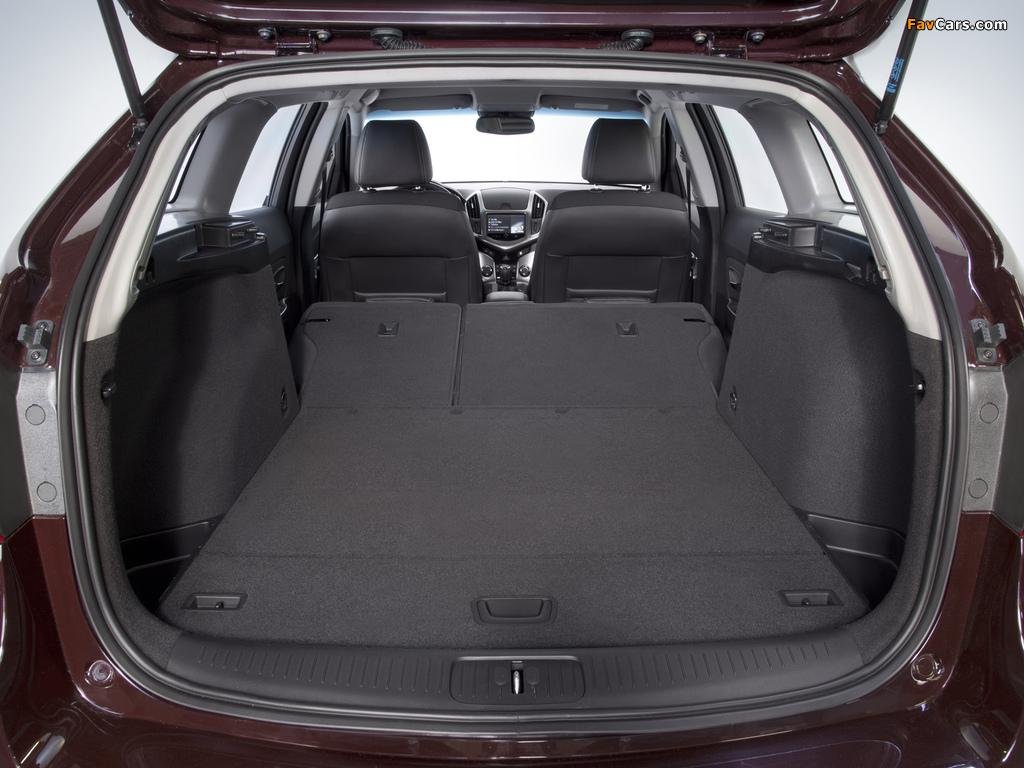 Chevrolet Cruze Station Wagon (J300) 2012 images (1024 x 768)
