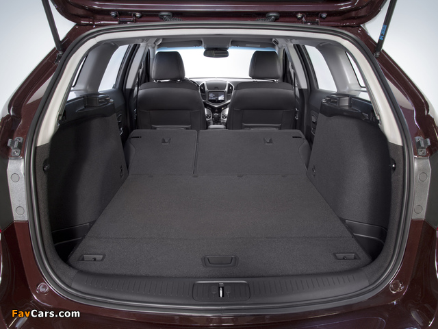 Chevrolet Cruze Station Wagon (J300) 2012 images (640 x 480)