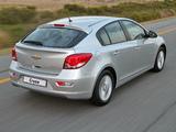 Chevrolet Cruze Hatchback ZA-spec (J300) 2012 images