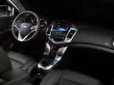 Chevrolet Cruze Sport6 (J300) 2012 photos