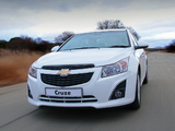 Chevrolet Cruze ZA-spec (J300) 2012 photos