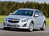 Chevrolet Cruze (J300) 2012 pictures