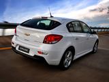 Chevrolet Cruze Sport6 (J300) 2012 pictures