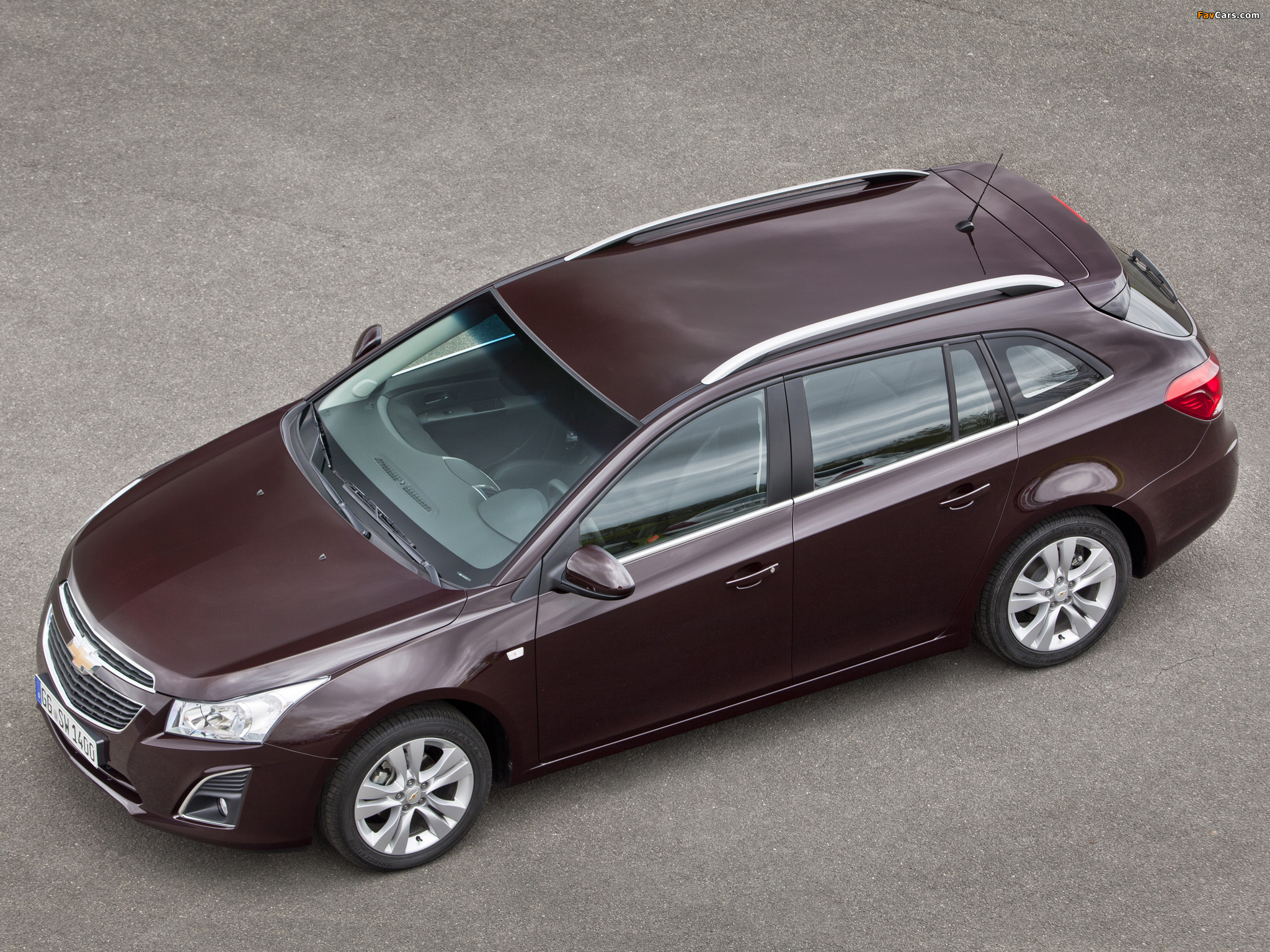 Chevrolet Cruze Station Wagon (J300) 2012 pictures (2048 x 1536)