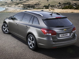 Chevrolet Cruze Station Wagon (J300) 2012 pictures