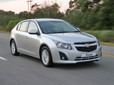 Chevrolet Cruze Hatchback ZA-spec (J300) 2012 pictures