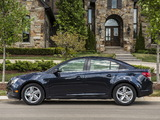 Chevrolet Cruze Clean Turbo Diesel (J300) 2013 images