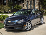 Chevrolet Cruze Clean Turbo Diesel (J300) 2013 photos