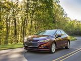 Chevrolet Cruze Premier North America 2016 photos