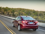 Chevrolet Cruze Premier North America 2016 pictures