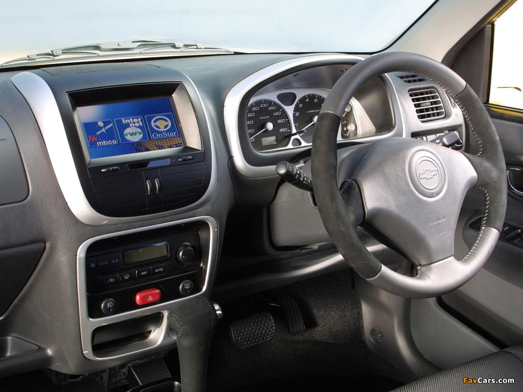 Images of Chevrolet e-Cruze Concept 2001 (1024 x 768)