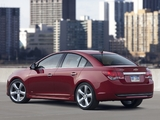 Images of Chevrolet Cruze RS (J300) 2010