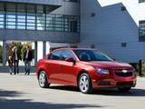 Images of Chevrolet Cruze US-spec (J300) 2010