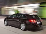 Images of Chevrolet Cruze Station Wagon (J300) 2012