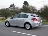 Images of Chevrolet Cruze Hatchback ZA-spec (J300) 2012